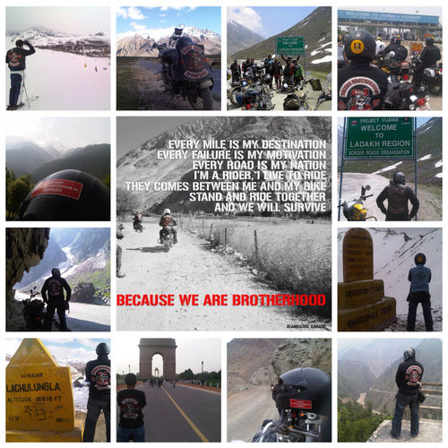 8-21 june 2013, Ride to 18380 ft - quest to ladakh v 1,0 with royal enfield - india Himalaya Montain  Ride For Peace Bikers Brotherhood Mc INDONESIA 1% Brotherhood Forever Forever Brotherhood Holiday Everyday Enjoying Life Great Atmosphere