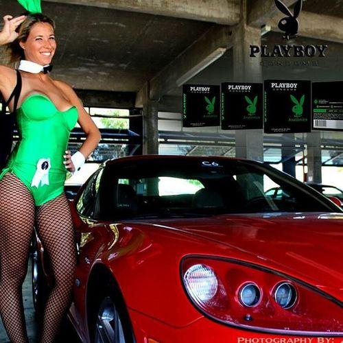 Playboytour 2015  Mouras Race Playmate @andrea_anido Corvette Corvettes Red Photoo Ph Elsanto Carrera Playboy Condom Largada Bunnies Pitstop Adrenaline Sportcars Sport Racetrack Laplatalabs