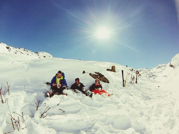Snow Meribel Hollidays