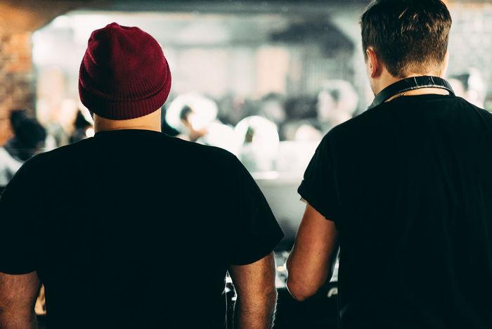 Showcase: January Zoka & Cian Amavi Deejay Music Music Brings Us Together