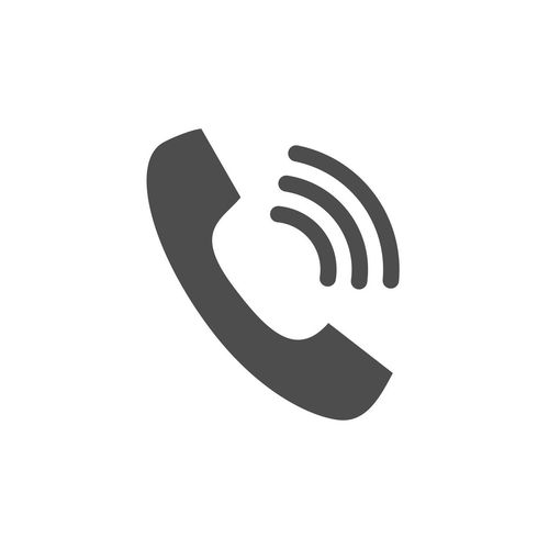 Ringing phone handset telephone icon symbol flat style design for logo, UI. Flat Button Graphic Icon Service Call Cell Communication Connection Device Dial Handset Hotline Illustration Interface Internet Mobile Phone Receiver Ring Talk Technology Telephone Voice Web