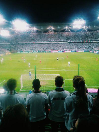 Legia Legiawarszawa Warszawa  Pepsi Arena