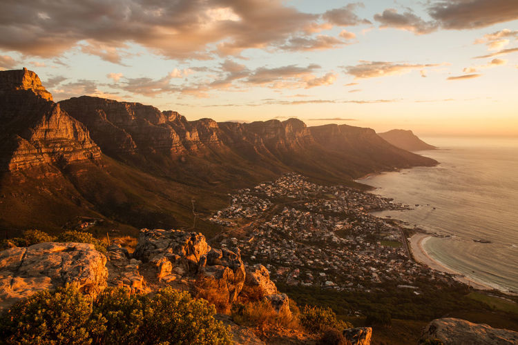 Camps Bay Cape Town Cape Town, South Africa Hout Bay Lion's Head South Africa Sunset Table Mountain Travel Destinations Travel Photography Twelve Apostles