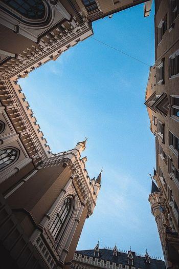 Traveling Travel Travelling Travel Photography DmitryBarykin Riga City Sky