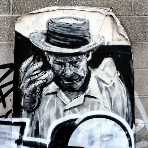 Streetphotography Saturday Summer2015 Brooklyn NYC Art Graffiti Redhook Timyoungiphoneography