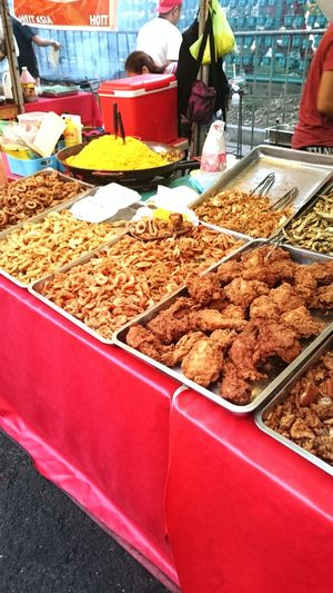 EverythingFried Fried Shrimp Chicken Squid Crablets Food Foods Yummy