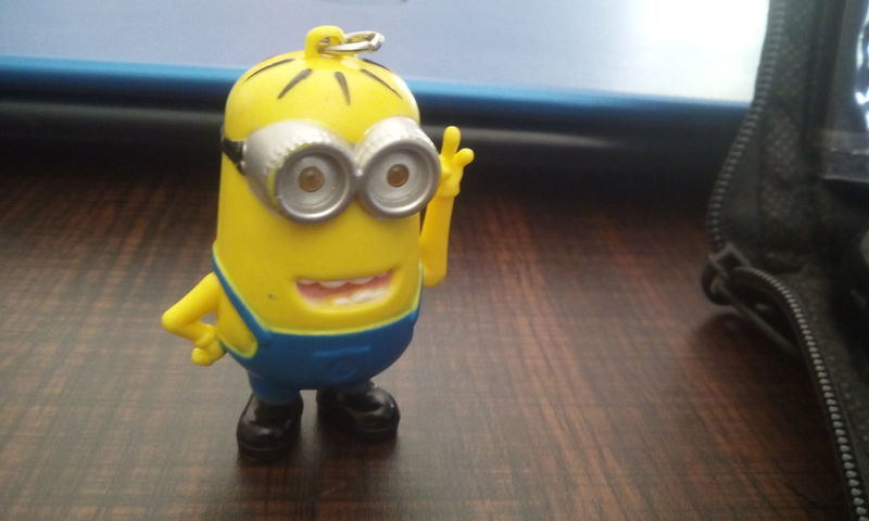 Childhood Close-up Day Indoors  Minion  Minion Love Minions No People Toy Yellow