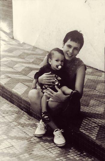Mom ❤ Infancy