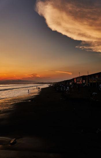 Ocean Shore Sea