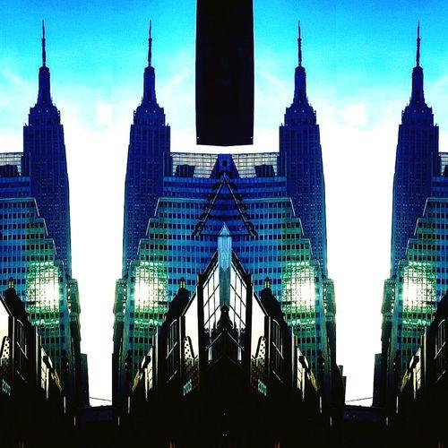 Skyscraper Empire Of Lights NYC LIFE ♥ First Eyeem Photo EyeEmNewHere Nyclife Empiretower Travel Destinations Cityscape The Architect - 2017 EyeEm Awards The Street Photographer - 2017 EyeEm Awards The Great Outdoors - 2017 EyeEm Awards