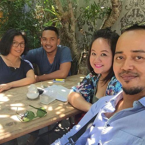 Here we are... BaliSept15 Holiwork Holideidadakan Relaxafterwork bestiest nofilter bali ngopicantik