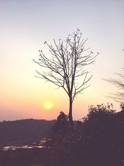 Sunset Vietnam Tả Lèng Putaleng