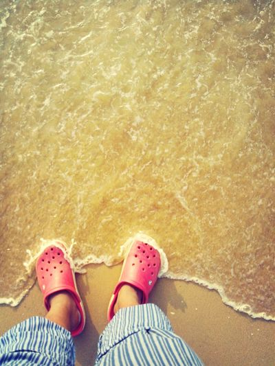 beach day Life Is A Beach Crocs Pyjamas EyeEm Best Shots