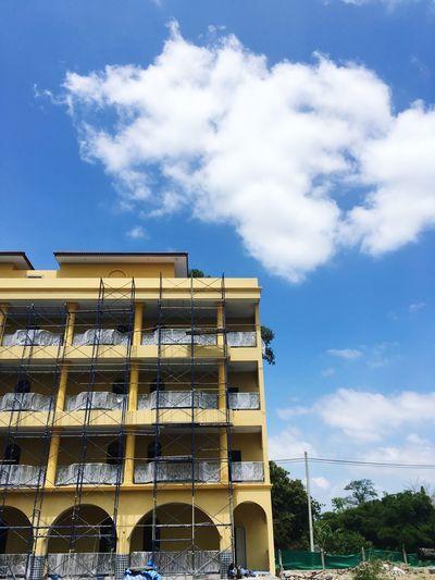 ท้องฟ้าสวย