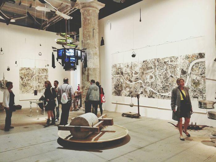 Modern Art ArtWork Venice Biennale Contemporary 2015  Venicebiennale2015 Art Show Art Biennial Venice