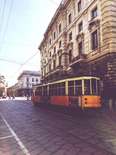 milan street First Eyeem Photo
