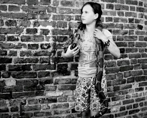 Snake Gdansk Gdansk (Danzig) Black & White MonochromeOne Person Blackandwhite Photography Blackandwhite Black And White Monochrome Photography Outdoors Animal Themes Travel Photography Snakes Snake ♥ Snake! Children's Portraits Adventures In The City This Is Strength