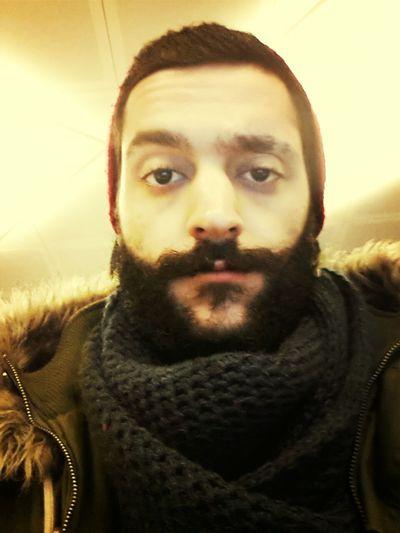 Balance Black & White Beards