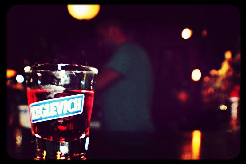 Vodka Shamrock Irish Pub Drink