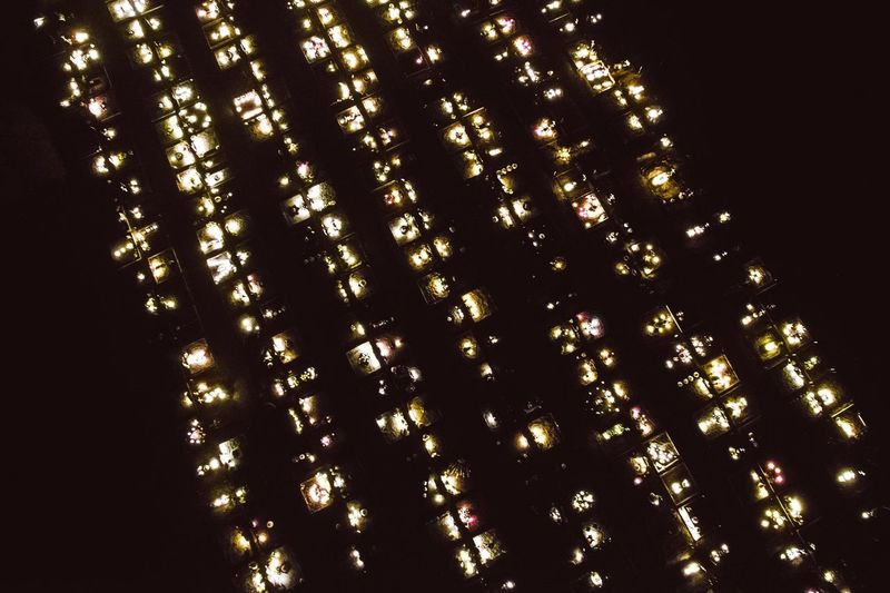 All Saints' Day in Lithuania | Candle Aerial Shot Drone  Topview Night Long Exposure Night Lights All Saints' Day All Saints