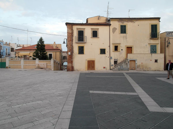 Residential buildings of Termoli Doors Square Termoli  Tree Architecture Building Exterior Built Structure City Italy Molise No People Outdoors Residential Building Termoli City Urban Landscape Windows