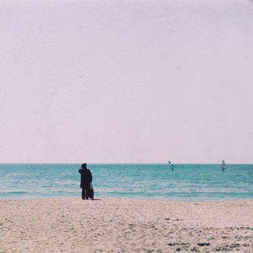 Hipstamatic Beach Photography