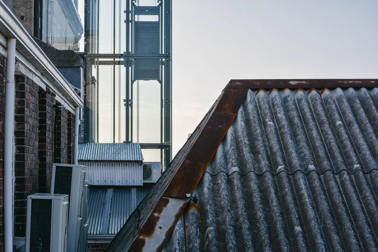 Architecture Clear Sky Industrial Industrial Landscapes Metal Outdoors Rooftop Rust Urban Urban Landscape Urbanphotography Here Belongs To Me
