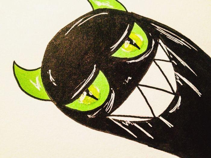 Markers  Art Cute Sketch Drawing Anime Doodle Cartoon Creepy Wip