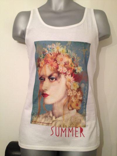 Fashion Tshirt Fine Art Fashion Ladies Fashion