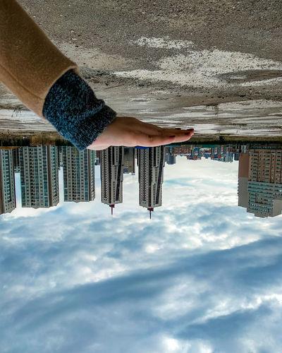 Upside down Sky Skyscraper Sky And Clouds Skylovers Upside Down Upside Upside Down Photography Upsidedown Having Fun! Upside Down Reflection Upsidedownit! Upside-Down UpsideDownShot Upsidedownphoto Upsidedowntography Upside Down? Upsidedownpic Sky Cloud - Sky Office Building #urbanana: The Urban Playground EyeEmNewHere