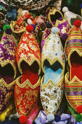 Abundance Arrangement Art Bazar Choice Clothes Colors Colourful Creativity Culture Cultures Foot Wear  Grand Bazaar Grand Bazar Istanbul Handmade Istanbul Shoes Tradition Traditional Turkey Variation VSCO Cam Vscocam
