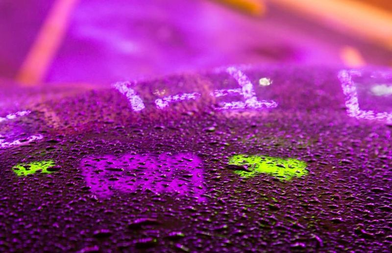Purple No People Reflection Night Nightphotography Nighttime Taking Photos Illuminated Check This Out Neon Neon Lights Neon Color Hanging Out Kingston, NY