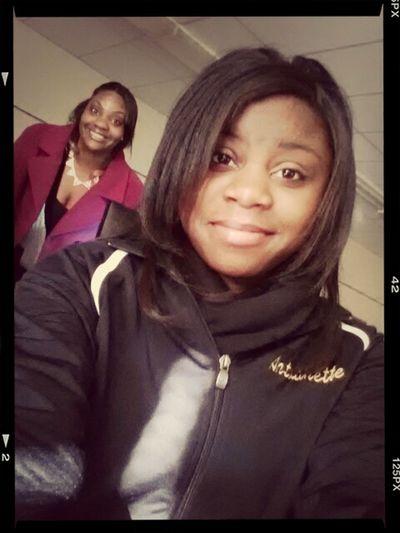 Me and Nene :) She cute.