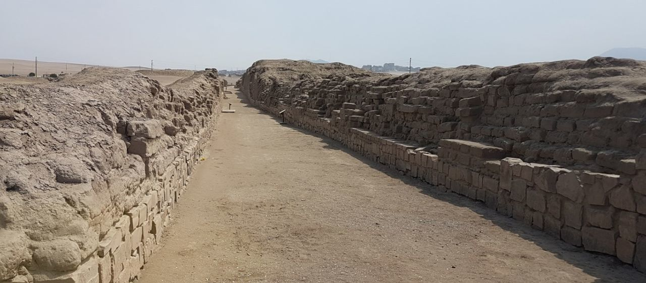 Ancient History Desert Sand Dune Ancient Civilization Old Ruin Outdoors Deserts Travel Destinations Check This Out! Pachacamac Lima,Perú