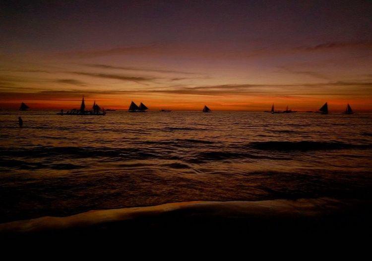 迷人的阿罗娜海滩 菲律宾