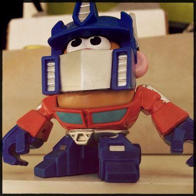 Sr. Cabeça de Batata Toy Toyphotography Toys Actionfigure collection toystagram hipstamatic