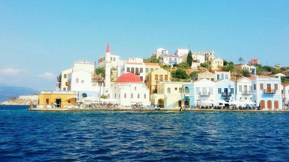 MEIS Island Castellorizo Bellissima Greece Enjoying The View