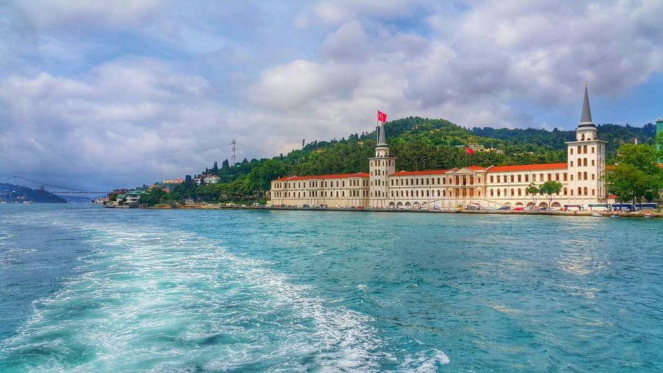 Bosphorus Istanbul #turkiye Istanbul Turkey Istanbul City