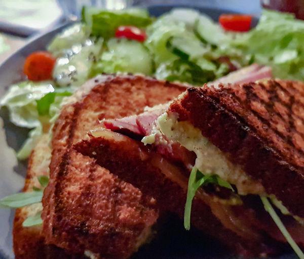 sándwich Isherqro Alimentos Photography Querétaro