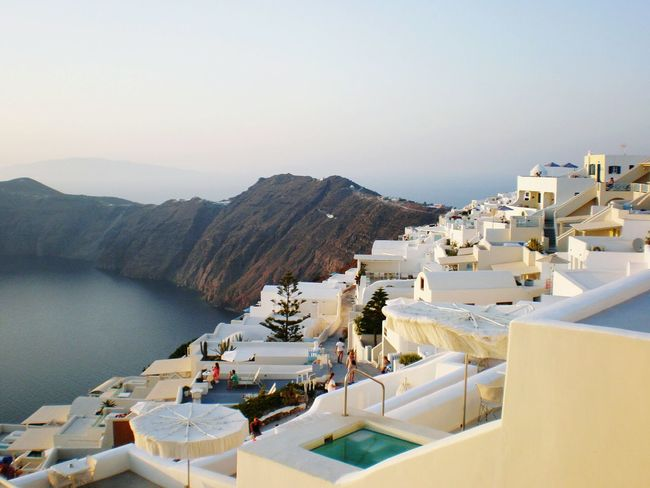 The Most Beautiful Santorini Greece Life