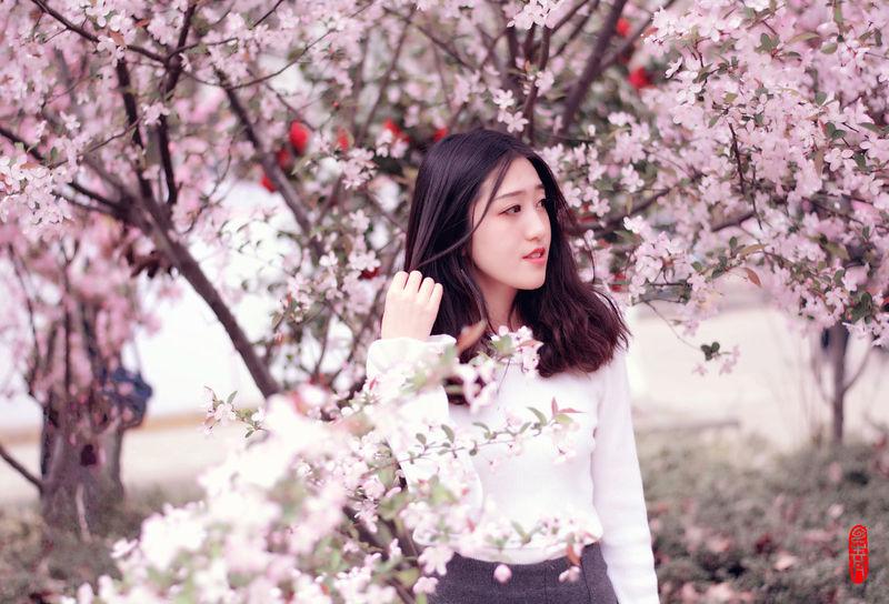 樱花 同济 女孩 3月 First Eyeem Photo