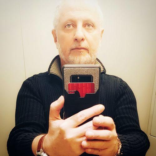 Portable Information Device Smart Phone Wireless Technology Technology Communication Selfie Holding