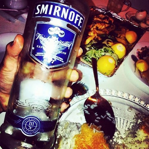 Smirnoff Chik Alcohol Black 50& latest iswear friday weekend restday