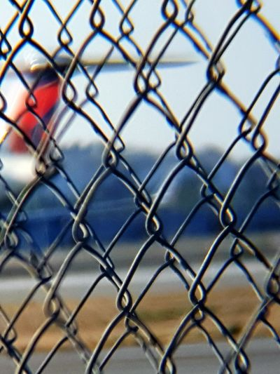 On The Other Side Selective Focus Urban Exploration Airports Airportphotography Fences Fencelines Still Life Photography Still Life City Life Abstract Outdoors My Perspective IShootFromMyWheelchair Eyeemphotography ForTheLoveOfPhotography Outdoor Photography Transportation Street Photography Abstract Photography EyeEm Eyeem Market Eye4photography  Perspective Fresh On Eyeem
