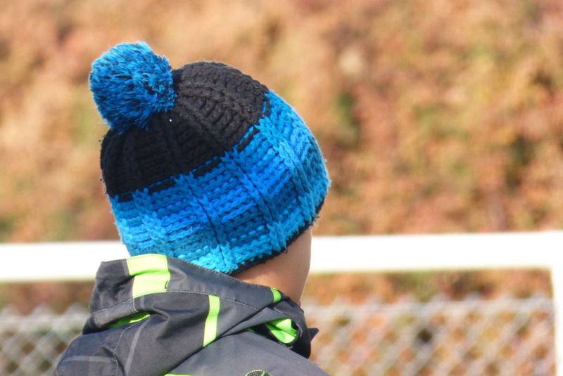 Blue Bonnet Froid Real People Warm Clothing