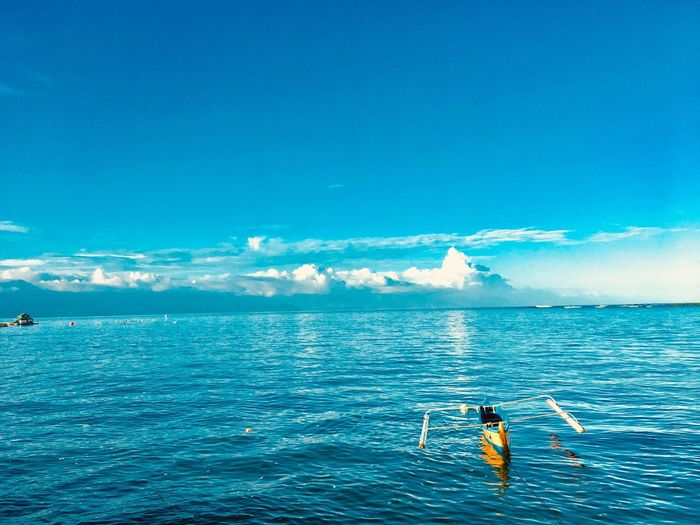 Outdoors Scenics Water Sea Blue Day No People Sky Horizon Over Water Beauty In Nature Nature Be. Ready. EyeEmNewHere