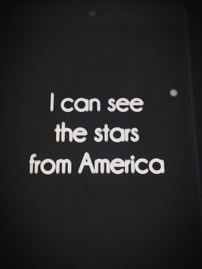 All of the star