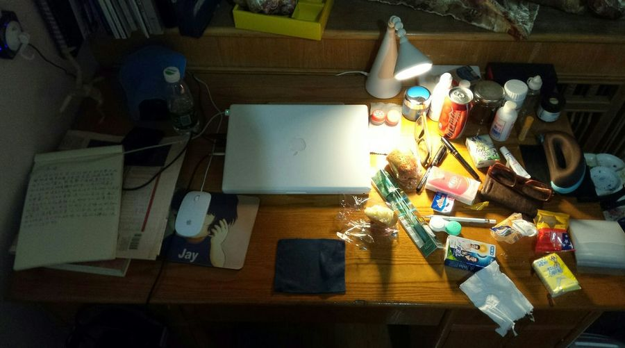 My Desk Today Check This Out Life Is Mess