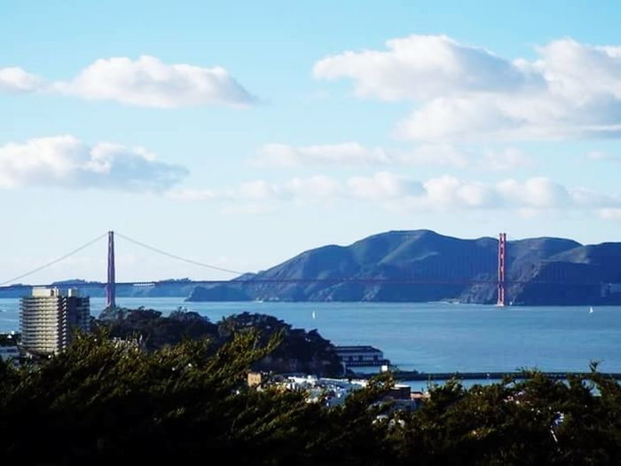 Golden gate Bridge - Man Made Structure Architecture Suspension Bridge Travel Destinations