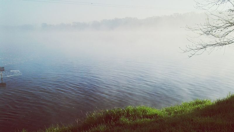 Water Day Sky Nature First Eyeem Photo утро идеальное пейзаж природароссии вода туман над водой